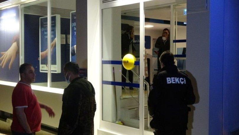 Bursa'da banka soygunu: Hırsızlar, 200 lira çalarak kaçtılar