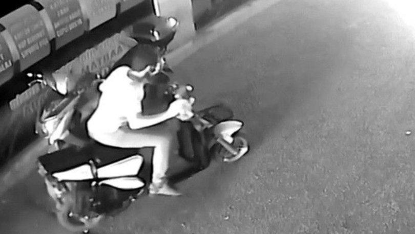 SON DAKİKA! 15 gün önce cezaevinden çıktı! 10 günde 9 motosiklet çaldı