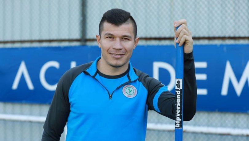 Çaykur Rizespor'da Samudio ayrıldı