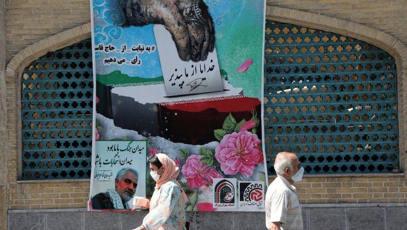 İran'da seçim krizi