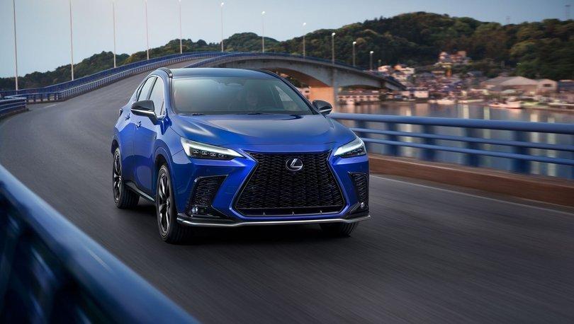 Lexus'un Avrupa'da en çok satılan modelini yenilendi