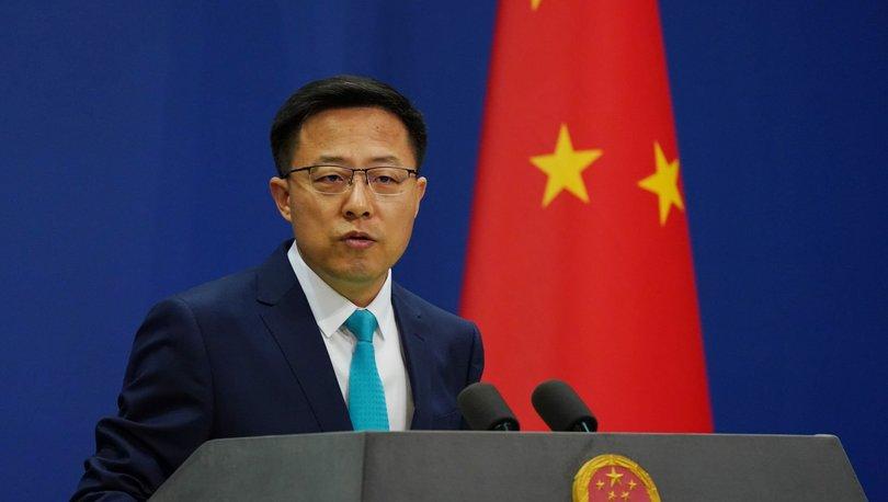 Çin'den AB-ABD Zirvesi'ne kınama