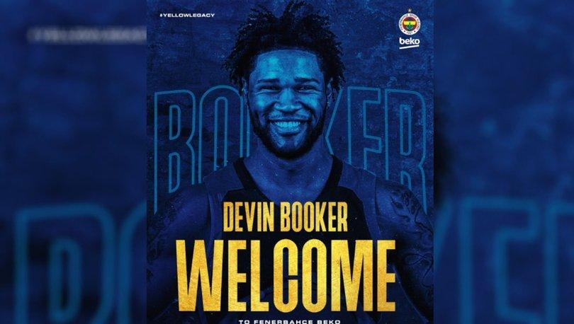 Fenerbahçe Beko'dan bir transfer daha: Devin Booker imzayı attı