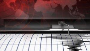 Endonezya'da 6,1 büyüklüğünde deprem!