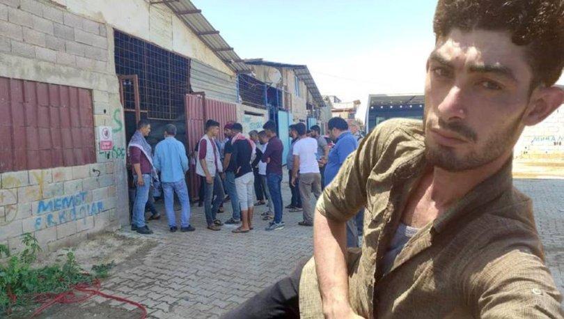 Suriyeli genç başından vurulmuş halde bulundu