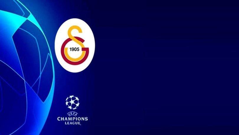 Galatasaray kura çekimi belli oldu! Galatasaray'ın Şampiyonlar Ligi ön eleme rakibi ve maç tarihleri!