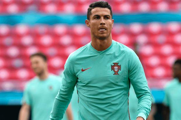 Cristiano Ronaldo: ''Su için''