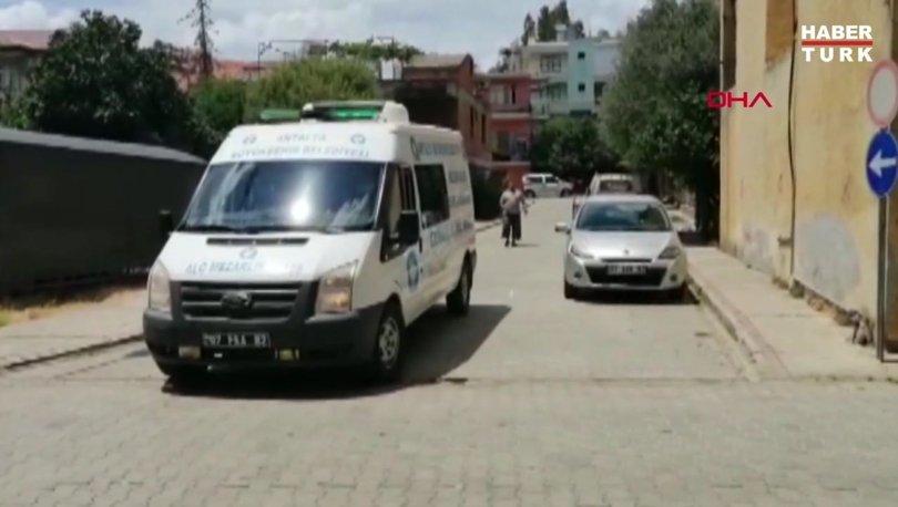 Antalya'da ziraat mühendisi evinde ölü bulundu