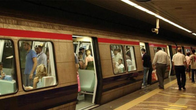 Metroda internete erişilecek