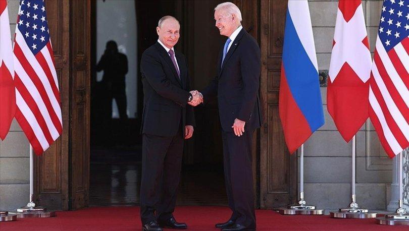 Son dakika: ABD Rusya görüşmesi sona erdi! İşte yayınlanan bildiri... - Haberler