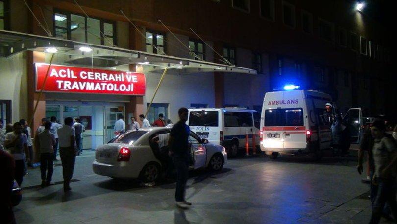 Diyarbakırda harç karma makinesine düşen işçi hayatını kaybetti