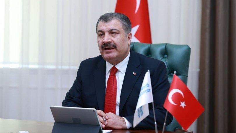 Son dakika... Sağlık Bakanı Fahrettin Koca'dan önemli açıklamalar