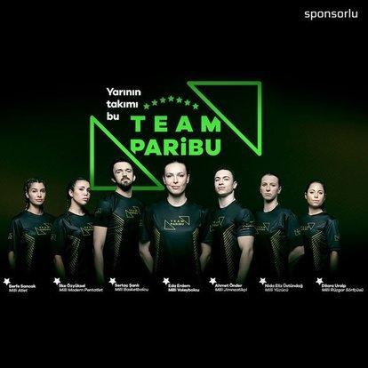 """Yarının Takımı """"Team Paribu"""" Türkiye'yi temsil etmeye hazır"""