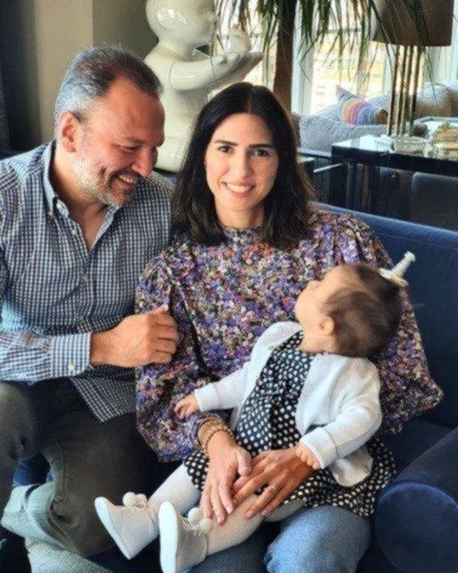 Ali Sunal-Nazlı Kurbanzade çiftinin 'ikinci bebek' heyecanı: Henüz ismine karar veremedik - Magazin haberleri
