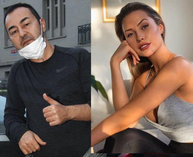 Serdar Ortaç: Chloe Loughnan'ın parası bende kalmaz! - Magazin haberleri