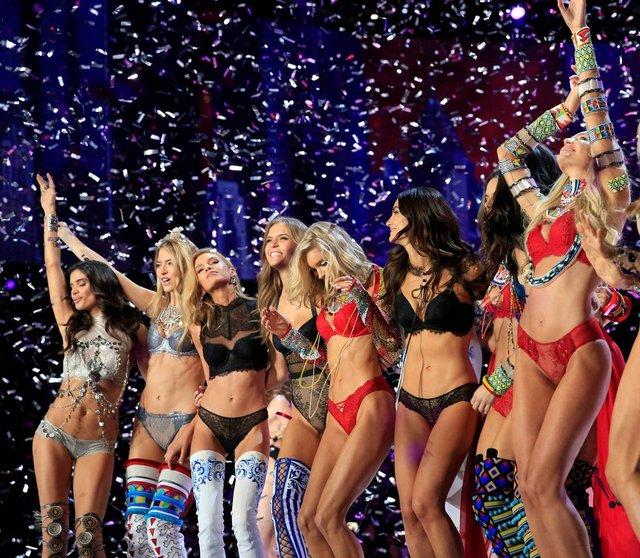 Victoria's Secret'ın melekleri kanatsız kaldı! - Magazin haberleri