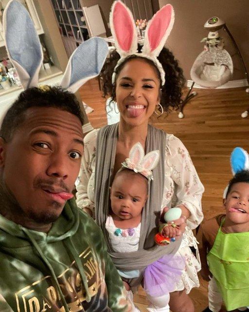 Nick Cannon altı ayda üç bebek sahibi oldu, biri de yolda! - Magazin haberleri