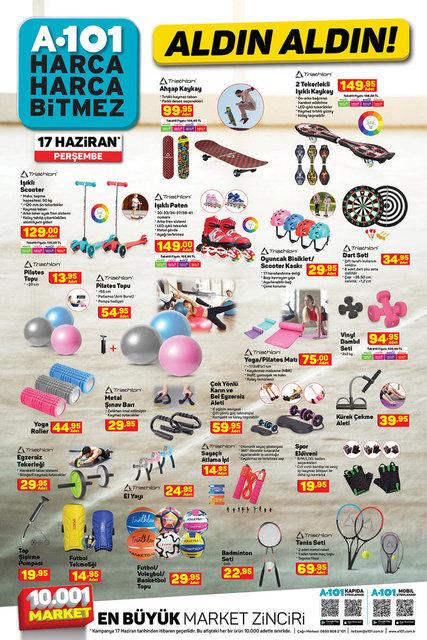A101 BİM aktüel ürünler kataloğu! A101 BİM 17-18 Haziran aktüel kataloğu! Tüm liste yayında