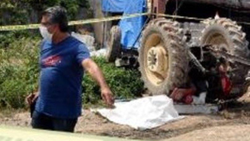 Osmaniye'de feci kaza: Hareket eden traktörü durdurmak isterken hayatını kaybetti