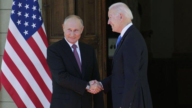 KRİTİK GÖRÜŞME! Son Dakika: Biden-Putin görüşmesinin yankıları gelmeye başladı! - Haberler