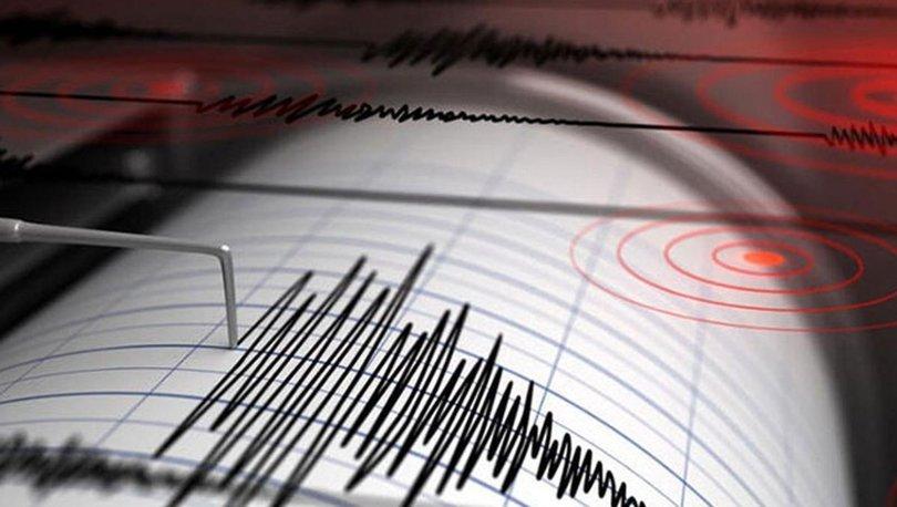 Deprem mi oldu, nerede? 17 Haziran AFAD - Kandilli son depremler listesi