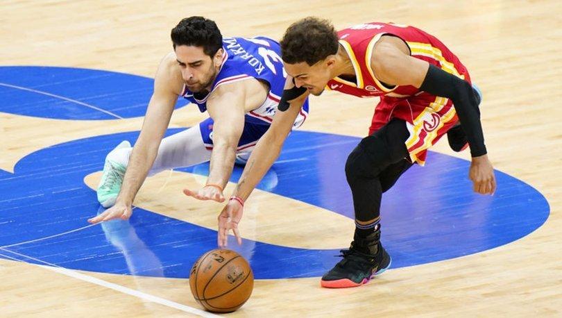 NBA'de Hawks ve Clippers konferans yarı final serilerinde 3-2 öne geçti