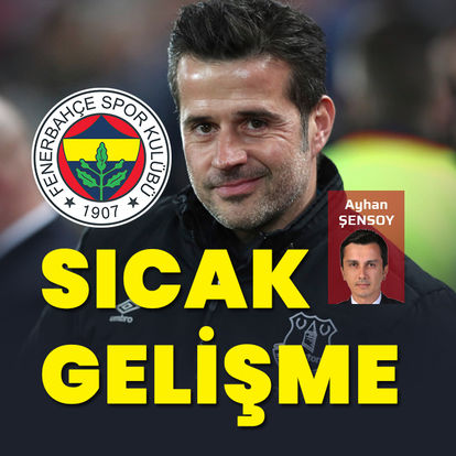 Fenerbahçe rota yeniden Marco Silva!