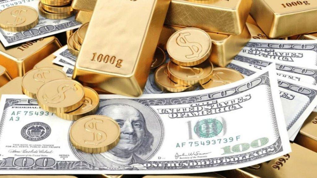 Altına Fed şoku