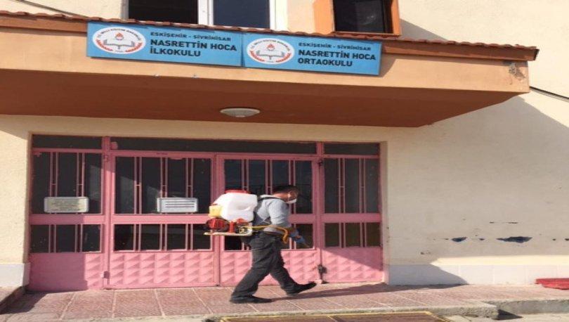 SON DAKİKA! Eskişehir'de bir okkul servisinde korona paniği! - Haberler