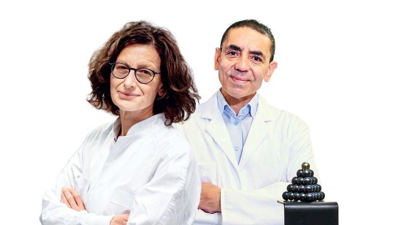 25. Aydın Doğan Ödülü, bilim insanlarıDr. Özlem Türeci ve Prof. Dr. Uğur Şahin'e verildi!