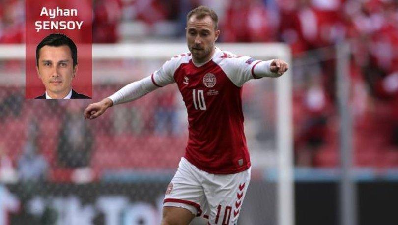 Doktor Melih Us, Habertürk'e açıkladı: Eriksen'in futbol hayatı bitti