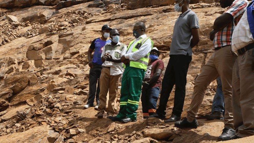 Güney Afrika'da yasa dışı madenci olduklarından şüphelenilen 20 kişinin cesedi bulundu