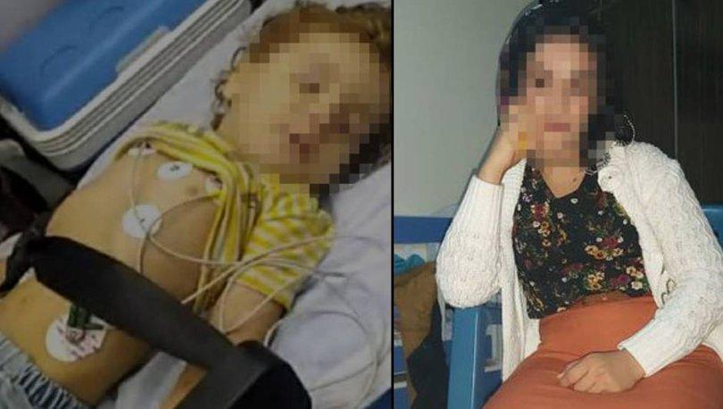 ANNE VAHŞETİ! Son dakika: Vicdansız kadın çocuğuna sigara içirip, ölmesi için ilaç vermiş - Haberler