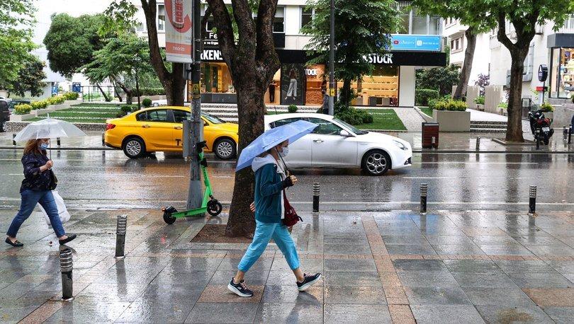 İstanbul için 'kuvvetli yağış' uyarısı! - Haberler