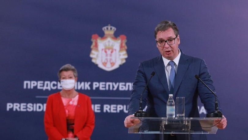 AB'den Sırbistan'a göçmenlere destek konusunda 2,5 milyon avroluk yardım
