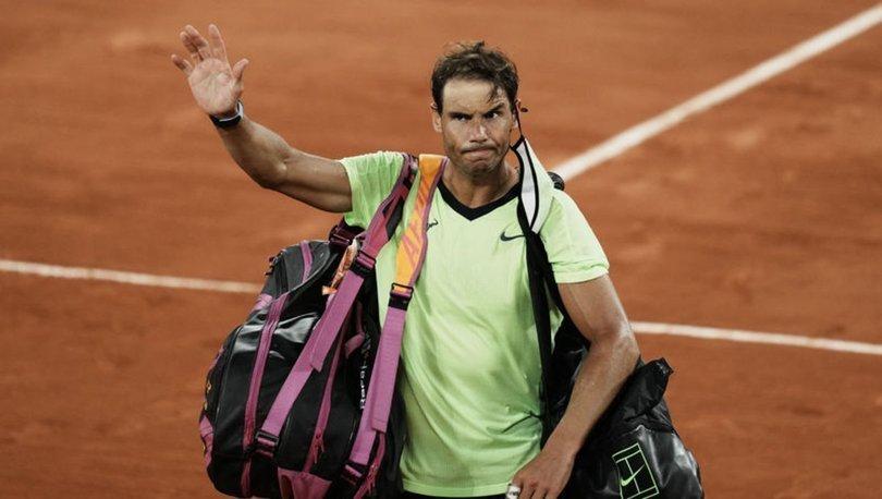 İspanyol tenisçi Rafael Nadal, Wimbledon ve Tokyo Olimpiyat Oyunları'na katılmayacak