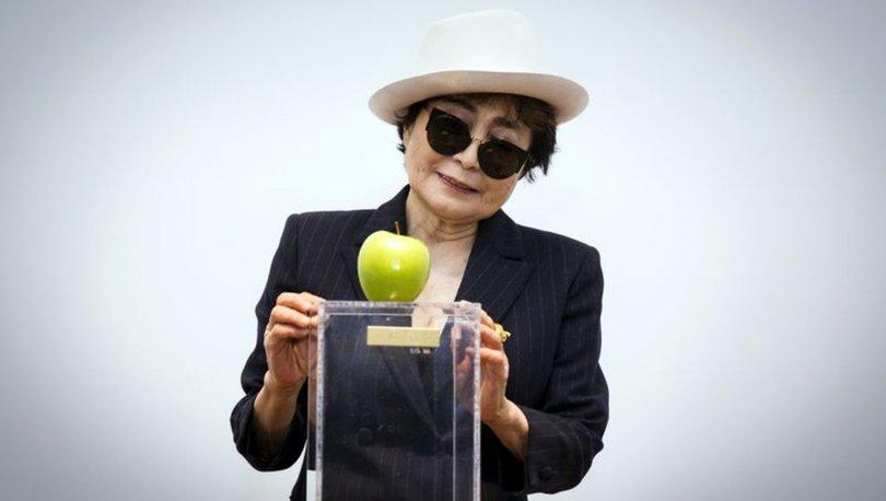 Yoko Ono'dan 'Gökyüzü T.V.' etkinliği