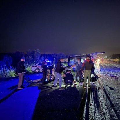 Bursa'da zincirleme trafik kazası: 1 ölü, 4 yaralı