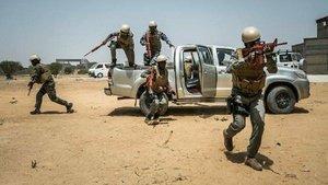 Hafter milisleri: Libya'nın güneyinde teröre karşı operasyon başlattık