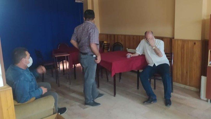 Tekirdağ'da kısıtlamayı ihlal eden 42 kişiye 165 bin lira ceza kesildi