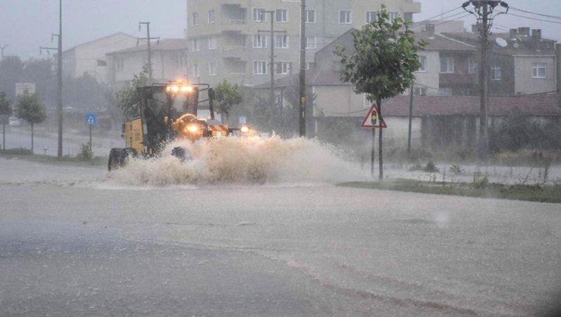 TUFAN! Son dakika: Dolu, sel yağmur uyarısı- Meteoroloji 18 Haziran