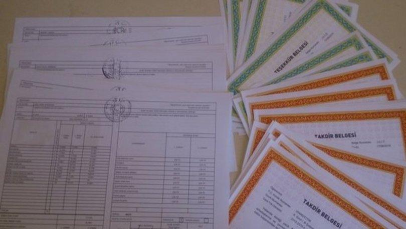 Karne notu ortalaması nasıl hesaplanır? E-okul Takdir-Teşekkür Belgesi puanı hesaplama sistemi