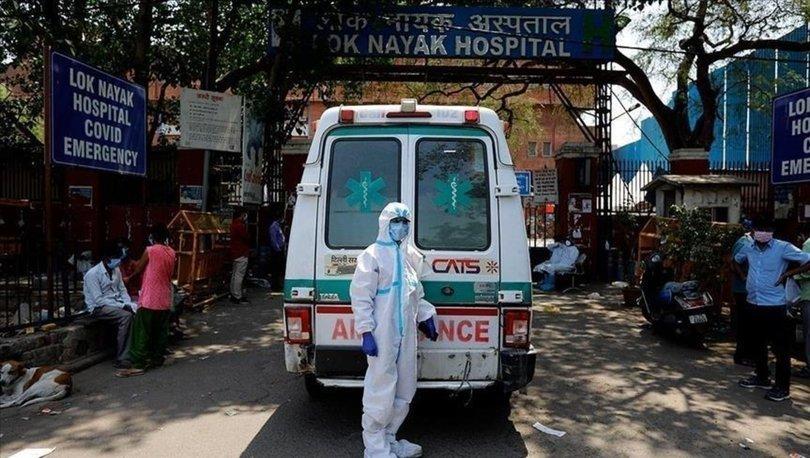 SON DAKİKA: Hindistan'da Kovid-19 salgınında günlük vaka sayısı azalmaya devam ediyor