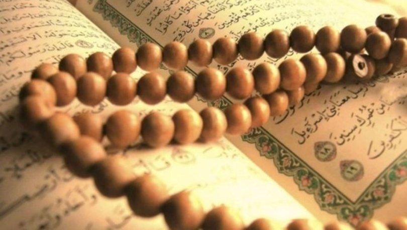 Cuma günü nasıl salavat getirilir, nasıl tesbih çekilir? Namaz sonrası tesbihat nasıl yapılır, fazileti nedir?