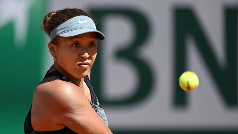 Japon tenisçi Osaka, Wimbledon'dan çekildi