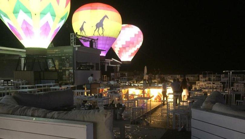 Antalya'da Covid-19 tedbirlerini ihlal eden otele ceza