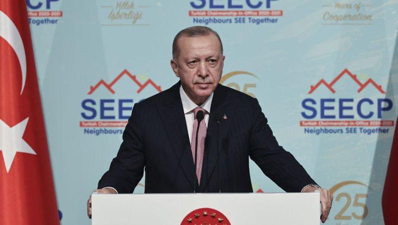 SON DAKİKA: Cumhurbaşkanı Recep Tayyip Erdoğan'dan Antalya Diplomasi Forumu'nda açıklamalar
