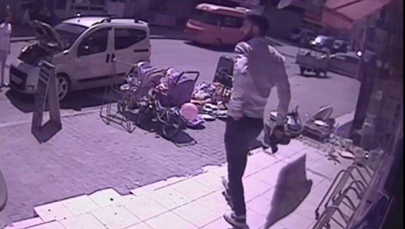 CANİ! Son dakika: Mersin'de vurduktan sonra ölmesini beklemiş