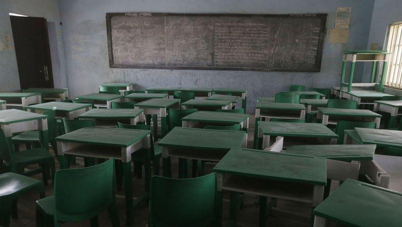 Nijerya'da okula saldırı: 80'den fazla öğrenci ve 5 öğretmen kaçırıldı