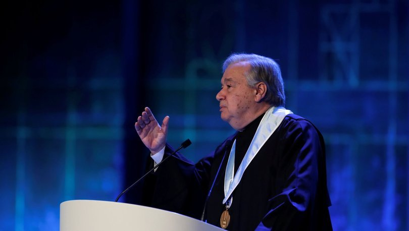 Antonio Guterres, BM Genel Sekreterliği görevine 5 yıllığına yeniden seçildi
